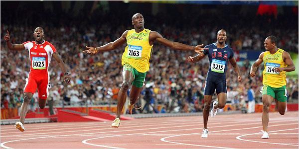 Usain Bolt 10 2012 London Olympics