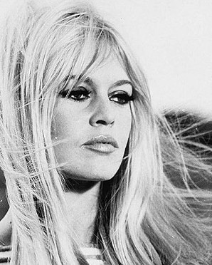 Photo:  Brigitte Bardot 04