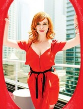 Photo:  Christina Hendricks 07