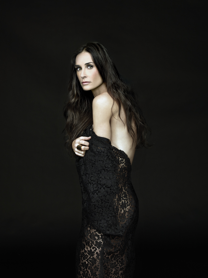 Photo:  Demi Moore 08