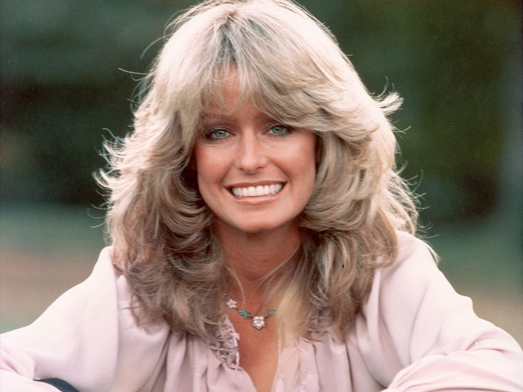 Photo:  Farrah Fawcett 01
