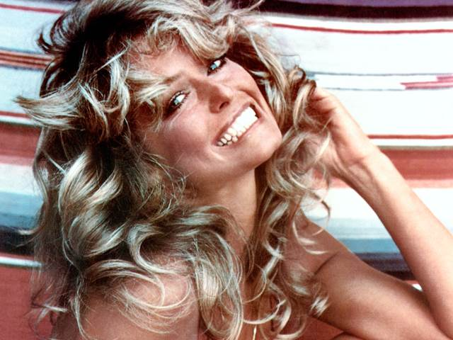 Photo:  Farrah Fawcett 02