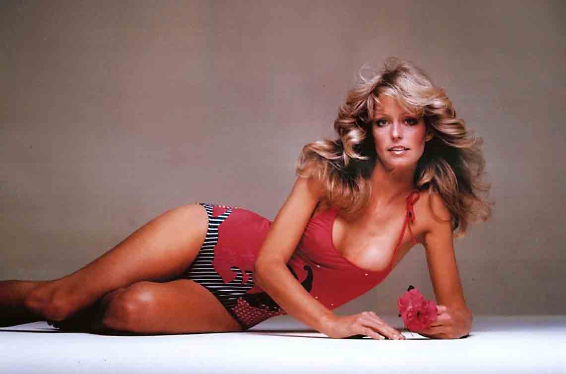 Photo:  Farrah Fawcett 03