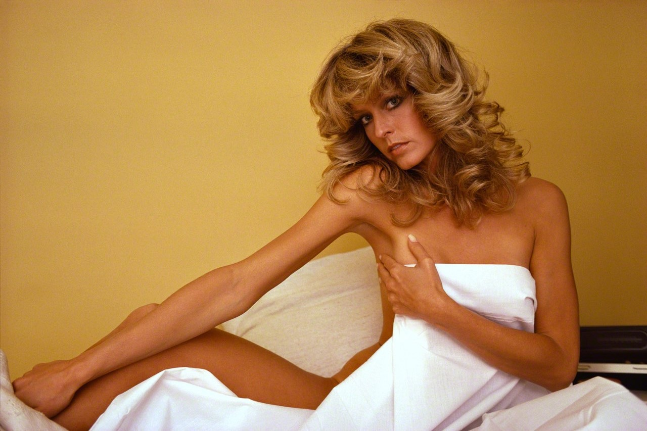 Photo:  Farrah Fawcett 06