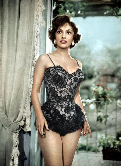 Photo:  Gina Lollobrigida 4