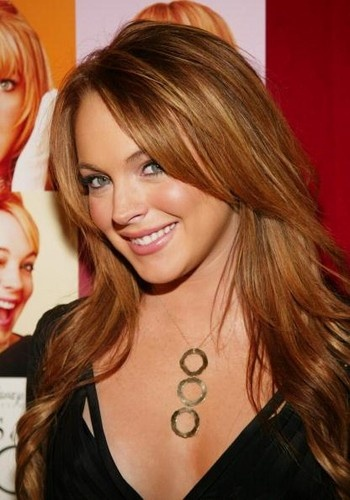 Photo:  Lindsay Lohan 03