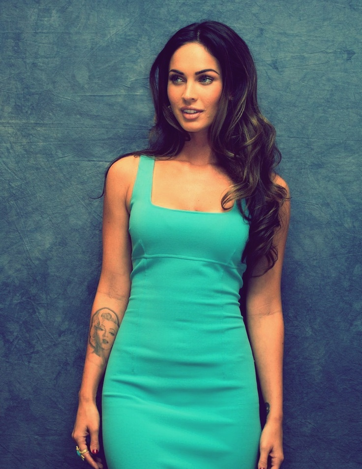 Photo:  Megan Fox 08