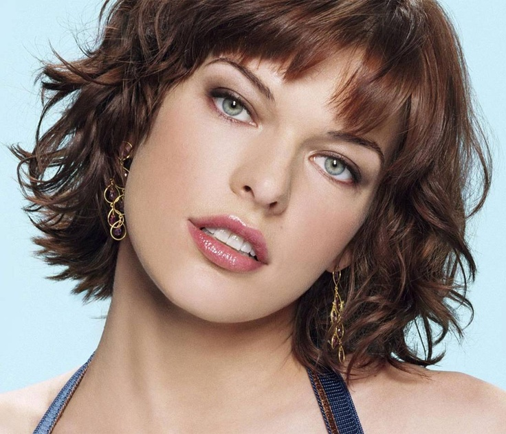 Photo:  Milla Jovovich 04