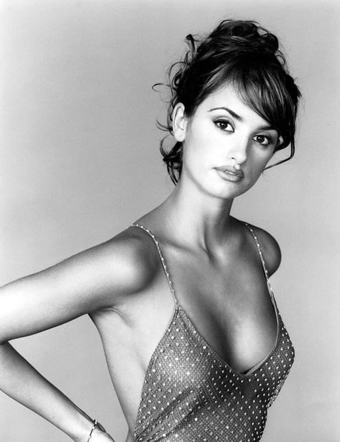 Photo:  Penelope Cruz 10