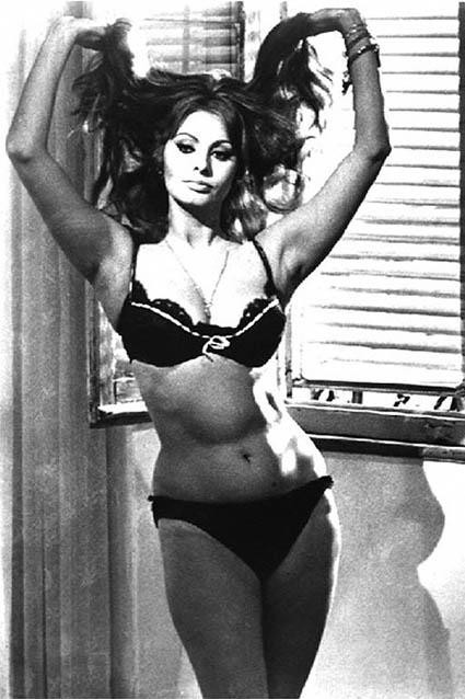Photo:  Sophia Loren 1