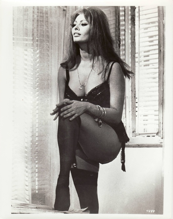 Photo:  Sophia Loren 10