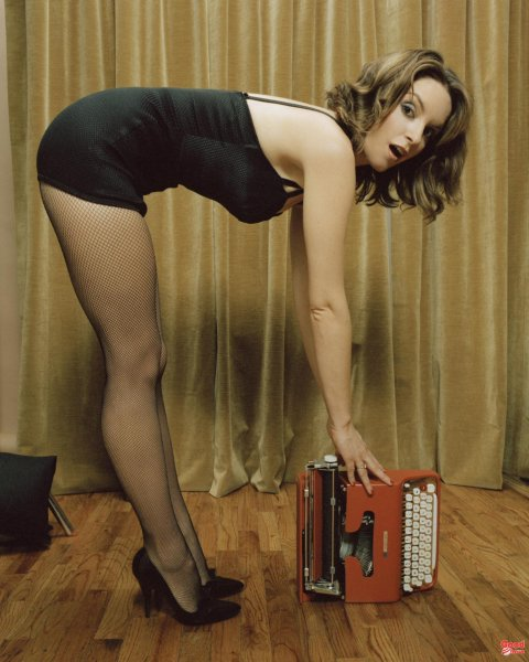 Photo:  Tina Fey 01
