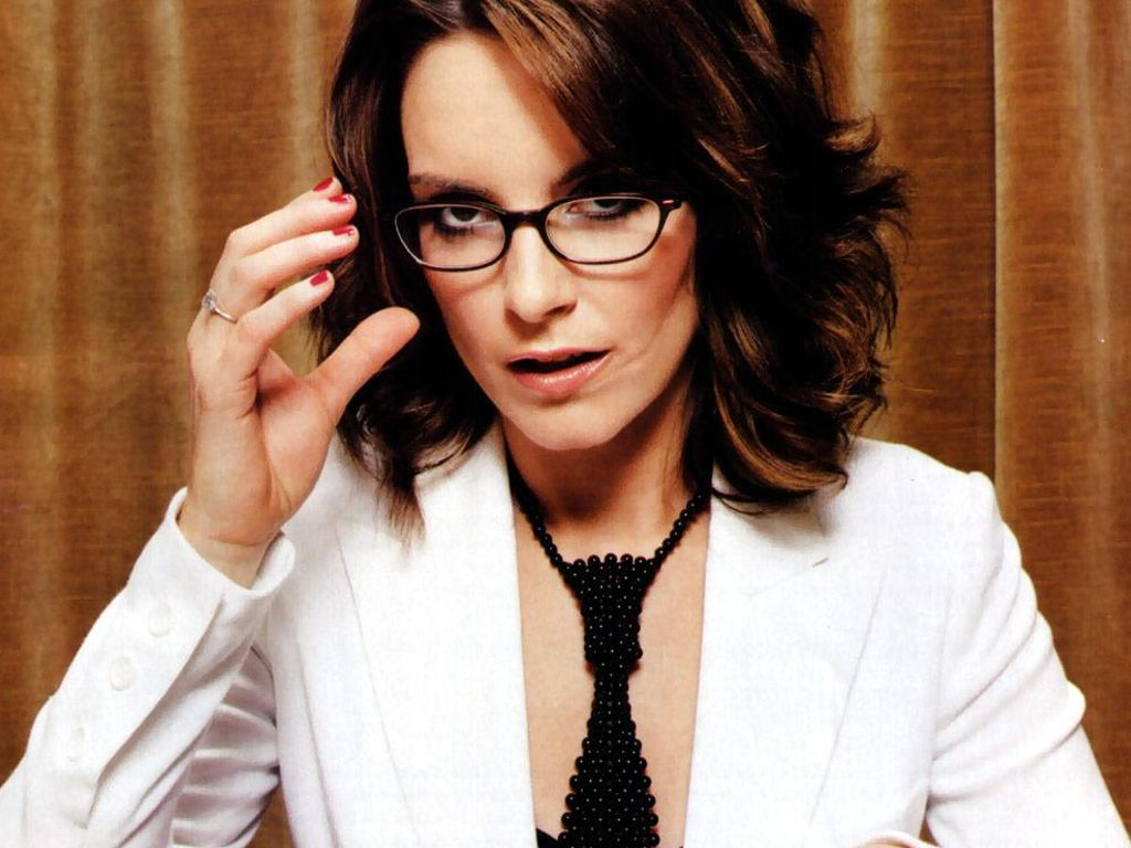 Photo:  Tina Fey 08