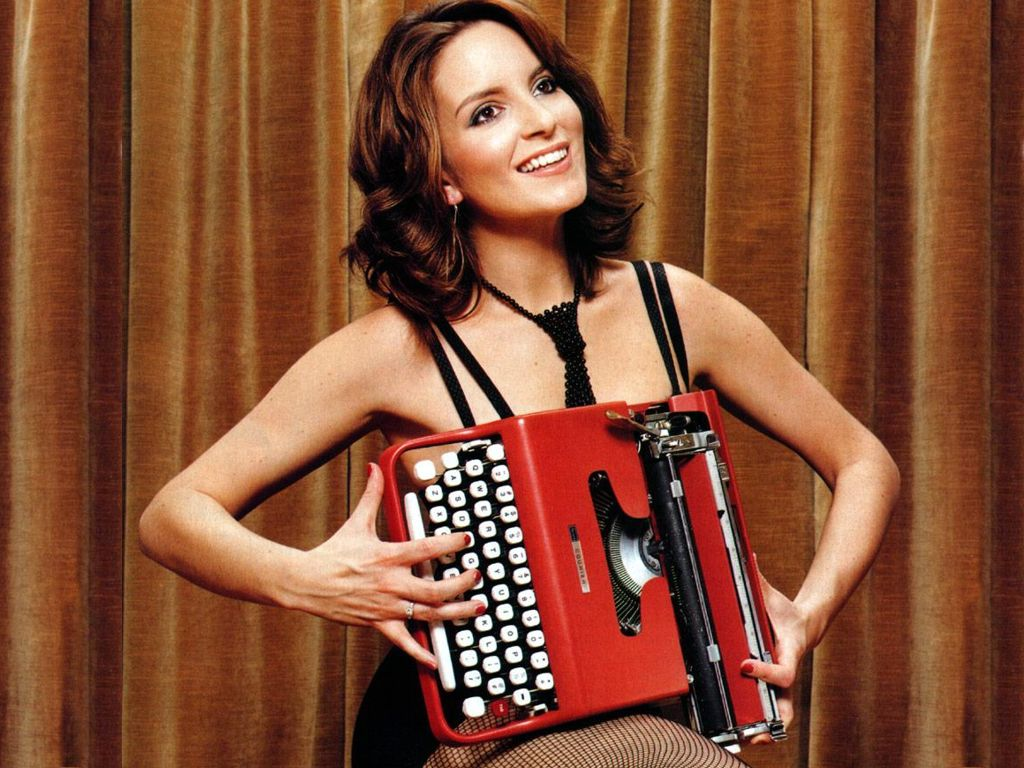 Photo:  Tina Fey 09