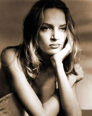 Photo:  Uma Thurman 01