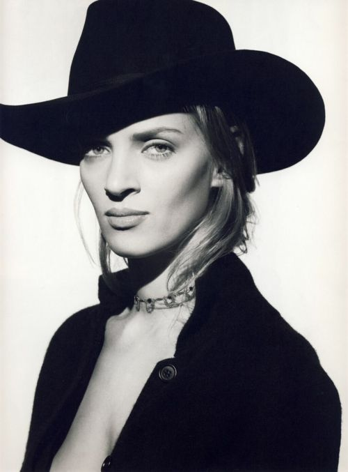 Photo:  Uma Thurman 06