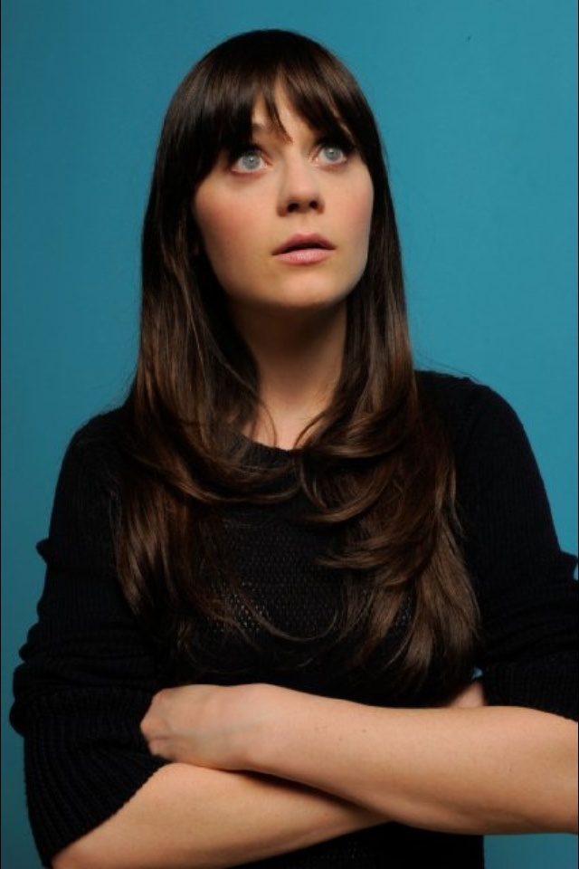 Photo:  Zooey Deschanel 13