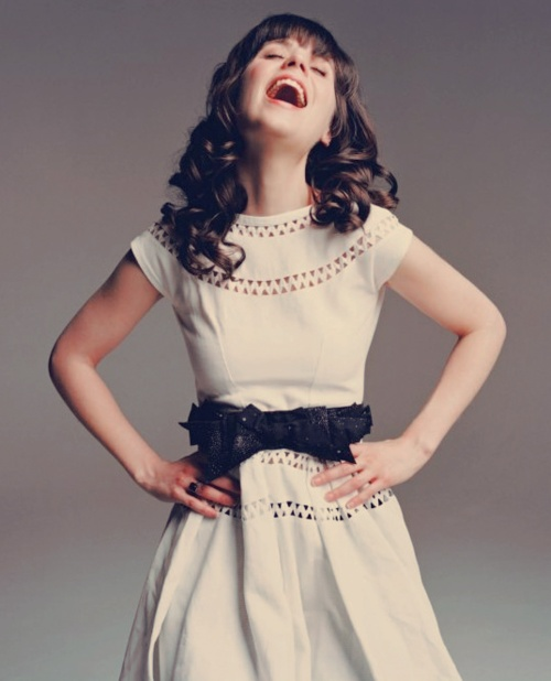 Photo:  Zooey Deschanel 14