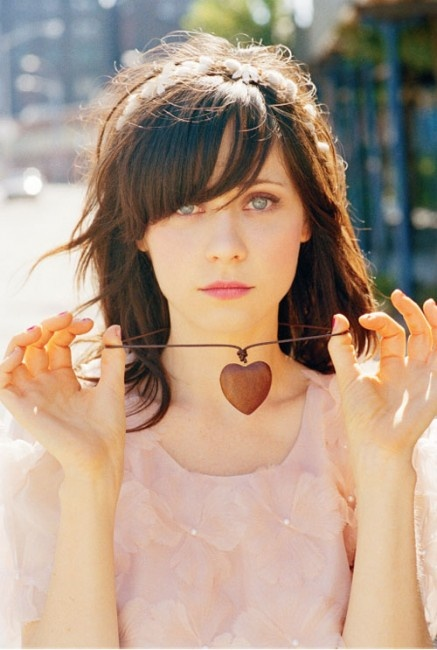 Photo:  Zooey Deschanel 2