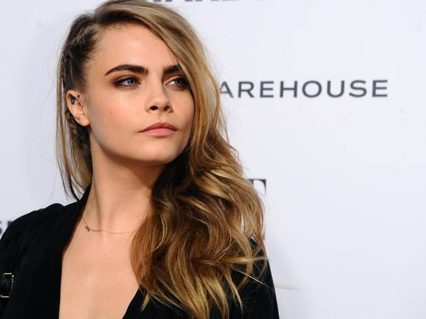Photo:  Cara Delevingne 01