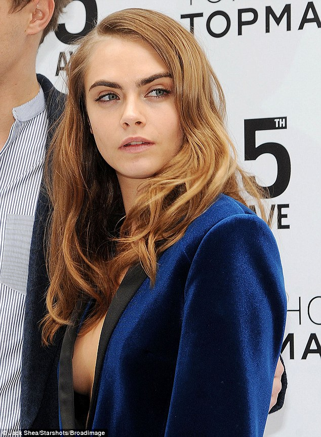 Photo:  Cara Delevingne 03