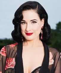 Photo:  Dita Von Teese 07