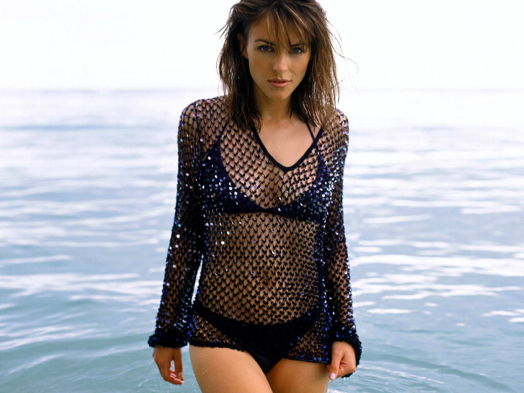 Photo:  Elizabeth Hurley 12
