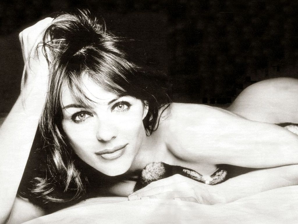 Photo:  Elizabeth Hurley 17