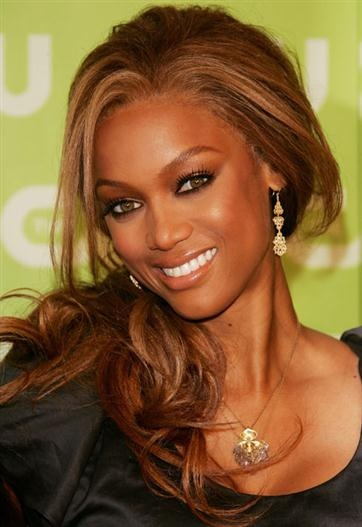 Photo:  Tyra Banks 09