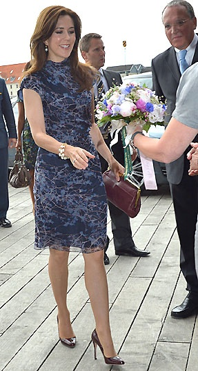 Photo:  Crown Princess Mary of Denmark 19
