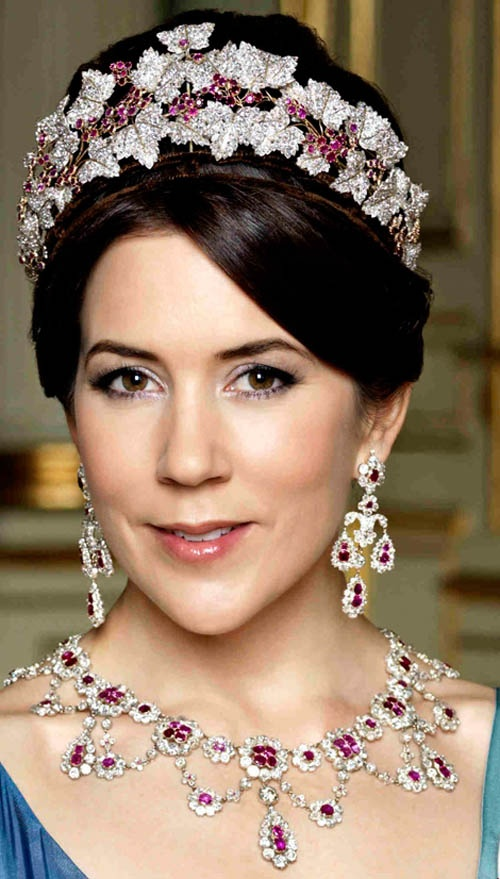 Photo:  Crown Princess Mary of Denmark 2