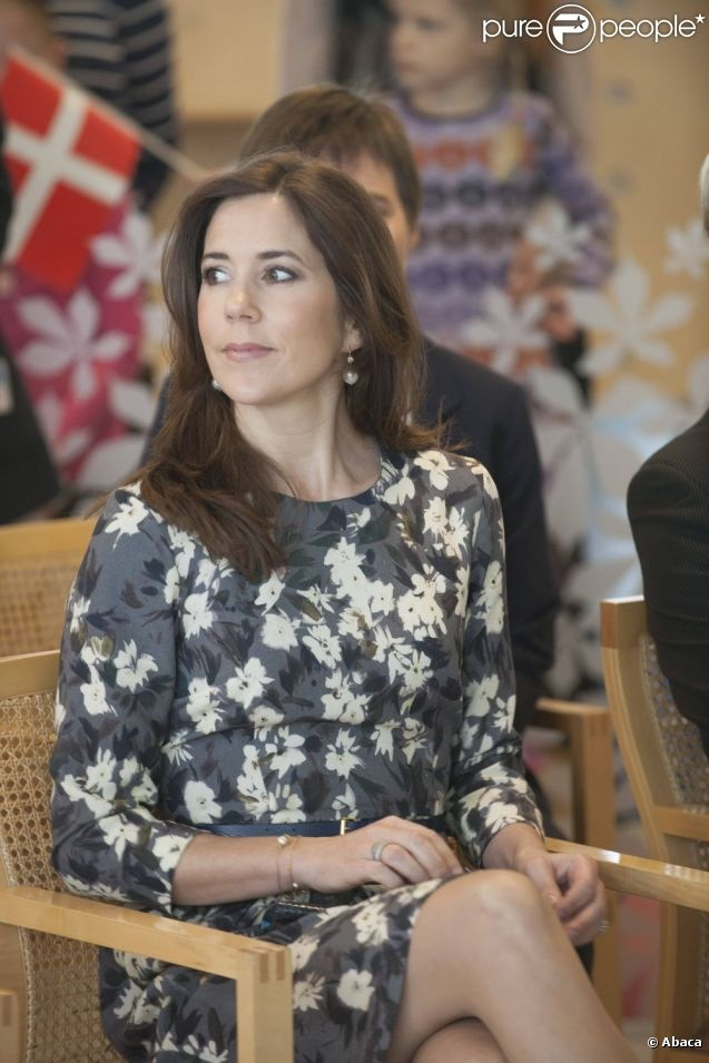 Photo:  Crown Princess Mary of Denmark 3