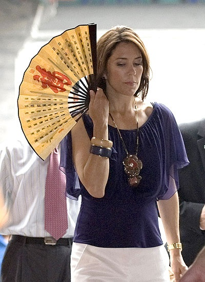 Photo:  Crown Princess Mary of Denmark 5