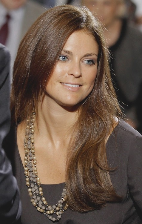 Photo:  Princess Madeleine of Swedens 1