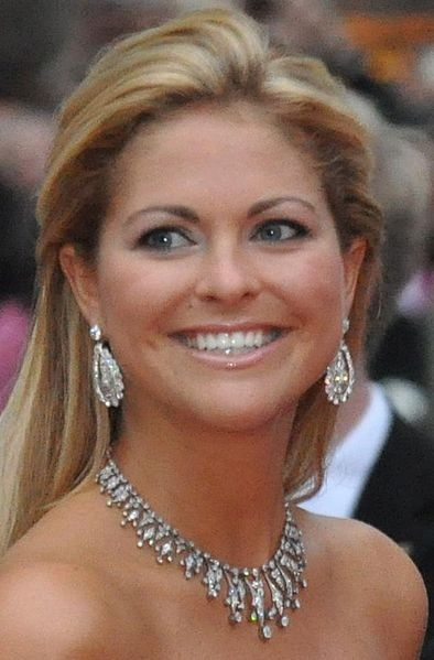 Photo:  Princess Madeleine of Swedens 17