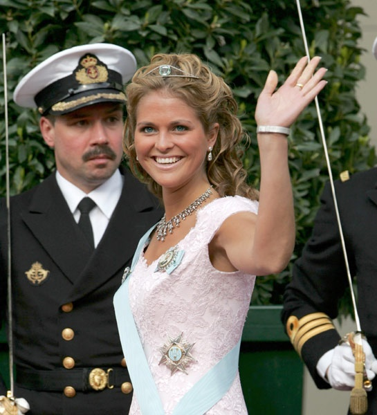 Photo:  Princess Madeleine of Swedens 2