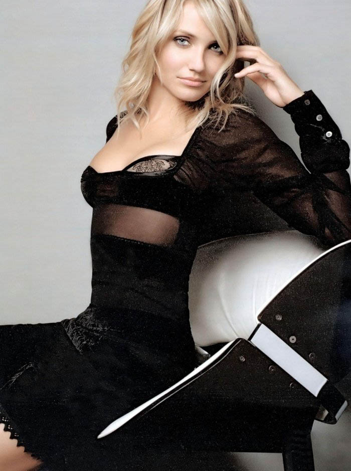 Photo:  Cameron Diaz 01
