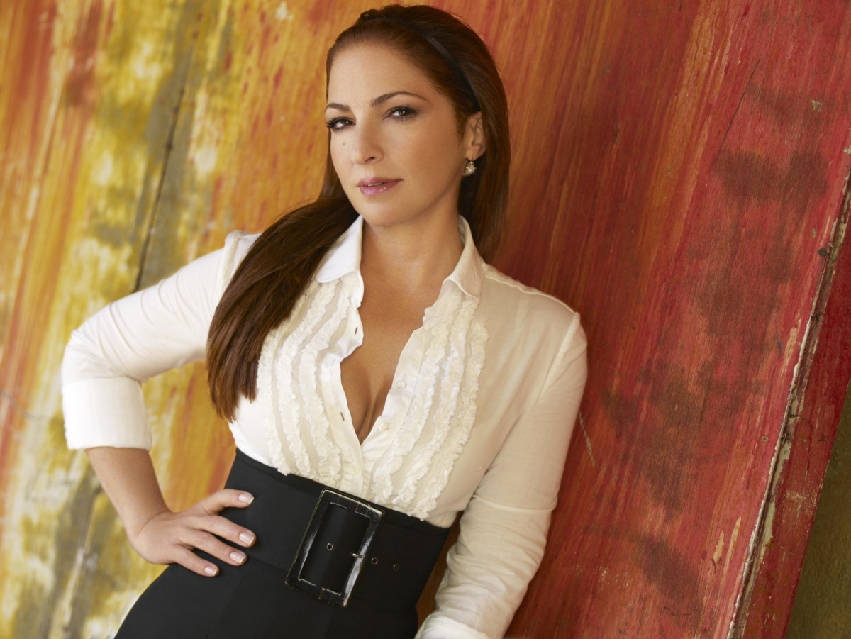 Photo:  Gloria Estefan 08