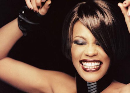 Photo:  Whitney Houston 02