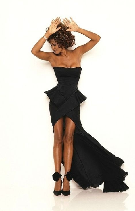 Photo:  Whitney Houston 10