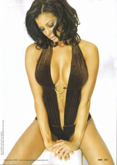 Photo:  Candice Michelle 10