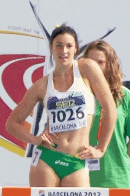 Photo:  Michelle Jenneke 05