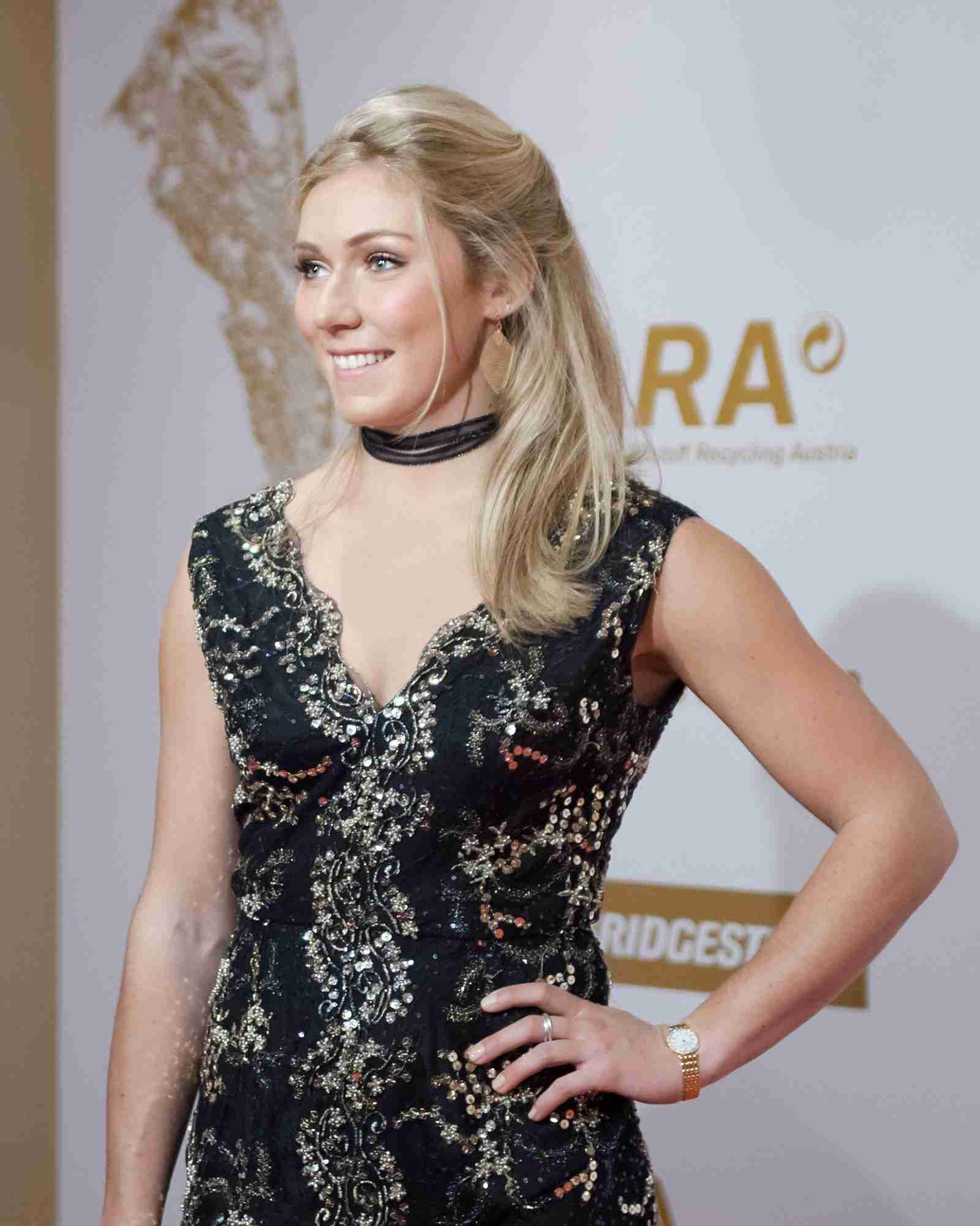 Photo:  Mikaela Shiffrin 01 2016