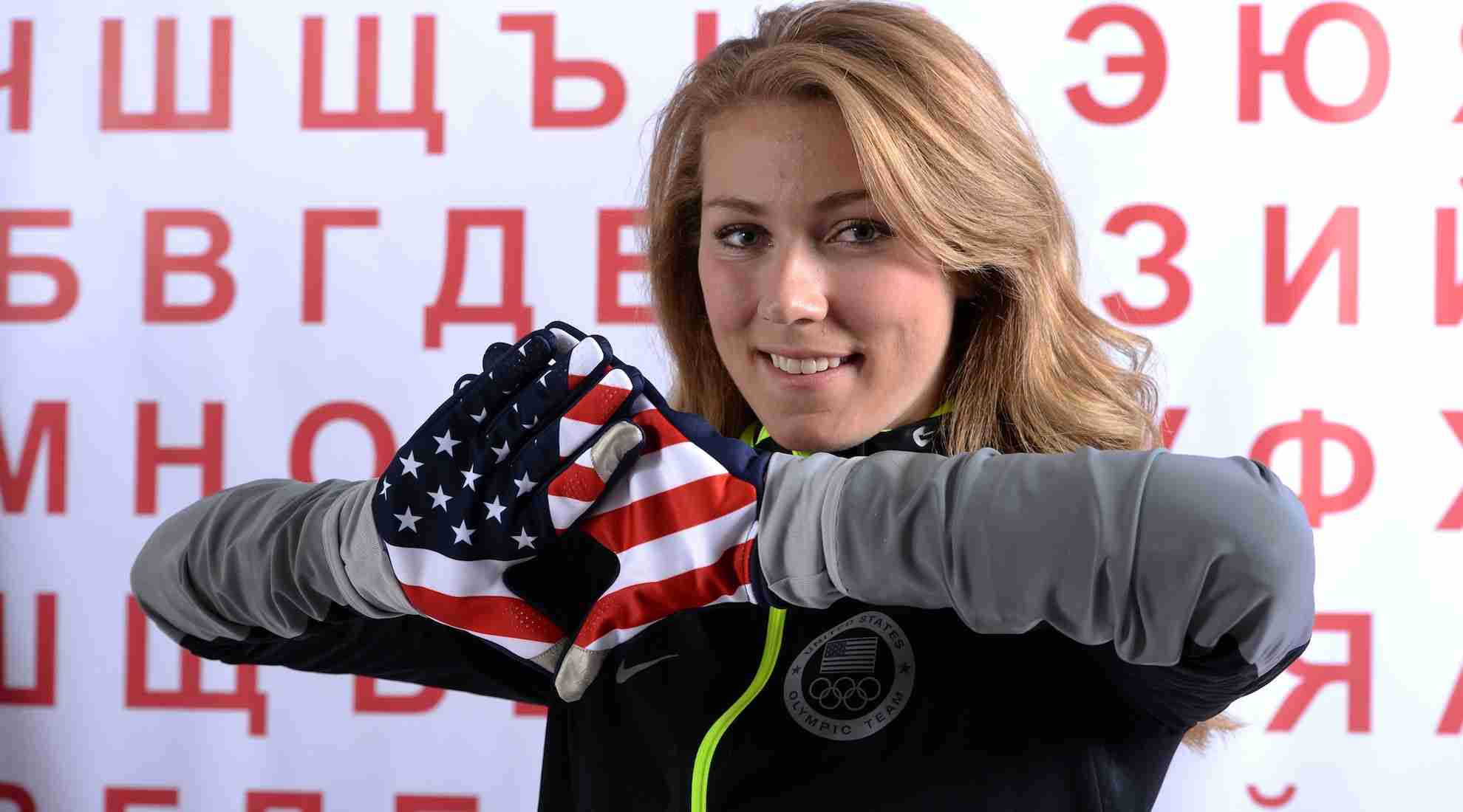 Photo:  Mikaela Shiffrin 03