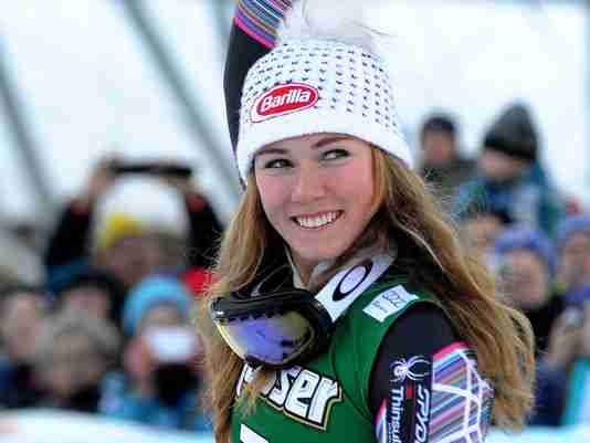 Photo:  Mikaela Shiffrin 04