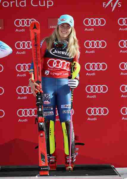 Photo:  Mikaela Shiffrin 05