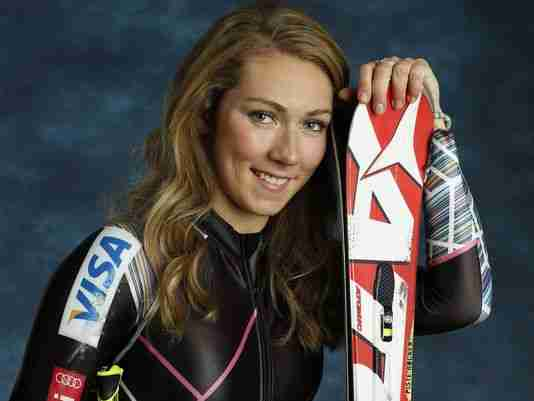 Photo:  Mikaela Shiffrin 06