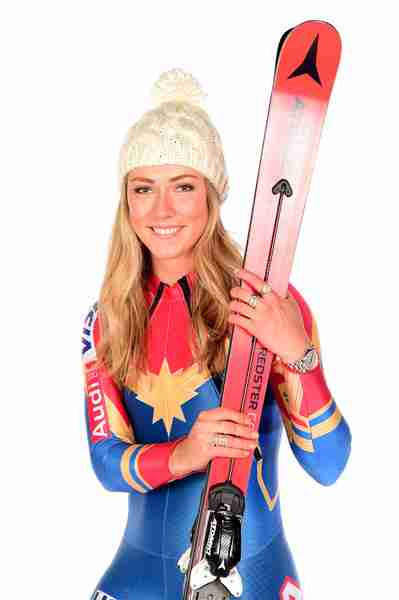 Photo:  Mikaela Shiffrin 08