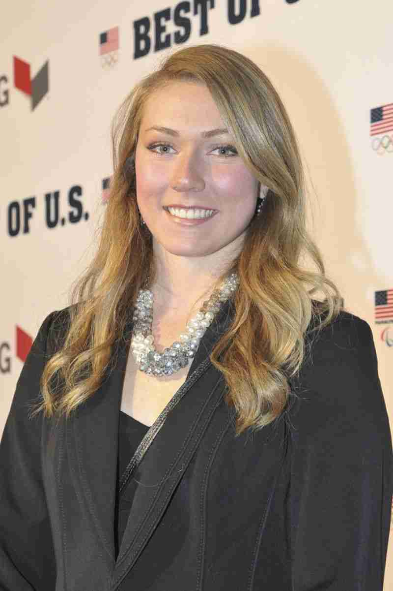 Photo:  Mikaela Shiffrin 09