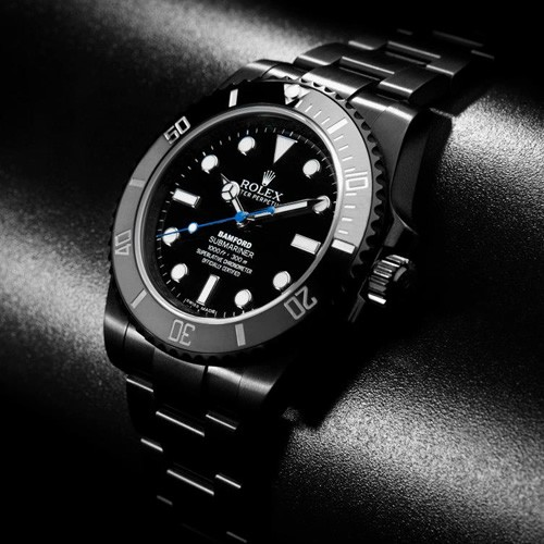 Photo:  2012 Rolex Submariner Non